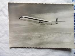 CP  10*15- DANS LE CIEL DE FRANCE COMET 4B DE LA COMPAGNIE OLYMPIC AIRWAYS 1961 - 1946-....: Ere Moderne