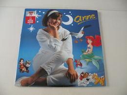 Anne La Petite Sirène -(Titres Sur Photos)- Vinyle 33 T LP - Kinderlieder