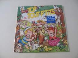 Le Top Des Tout Petits (Compilation) -(Titres Sur Photos)- Vinyle 33 T LP - Kinderlieder
