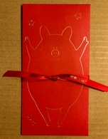 CC Chinese New Year 'HERMES Avec RUBAN' Perfume Cards CNY 2019 - Perfume Cards