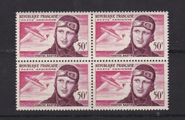 FRANCE P.A. N° 34** (bloc De 4) - Poste Aérienne