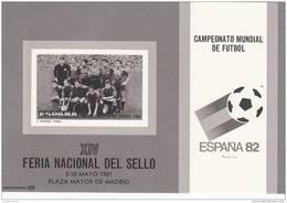 España HR 97 Prueba En Negro - Copa Mundial