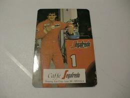 Drink Torrefaction Coffee Café Caffe Segafredo Portugal Portuguese Pocket Calendar 1988 - Calendriers