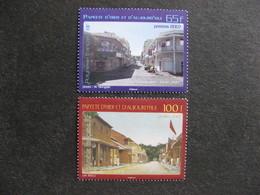 Polynésie: TB Paire N° 816 Et N° 817, Neufs XX. - Polynésie Française