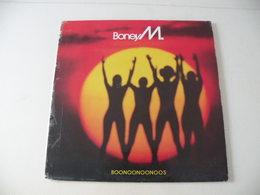 Boney M. + Un Poster -(Titres Sur Photos)- Vinyle 33 T LP - Disco, Pop