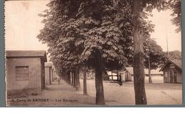 Cpa 78 Camp De Satory Les Baraques  Déstockage à Saisir - Francia