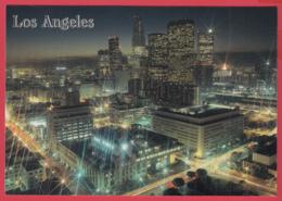 """LOS ANGELES - """"coll. California Scene""""-Photo W. G. Hartshorn -SUP** 2 SCANS - Los Angeles"""