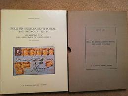 COMUNICAZIONI E SERVIZI POSTALI IN SICILIA DURANTE LA RIVOLUZIONE DEL 1848-49 - Filatelia E Historia De Correos