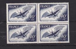 FRANCE P.A. N° 23** (bloc De 4) - Poste Aérienne