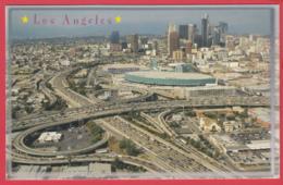 LOS ANGELES - The Double Loop .. Photo James Blank-SUP** 2 SCANS - Los Angeles