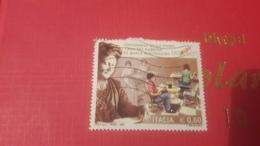 2007 Centenario Della Prima Casa Dei Bambini Maria Montessori - 6. 1946-.. Repubblica