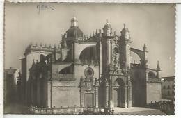 CADIZ JEREZ COLEGIATA DORSO SIN ESCRIBIR - Cádiz