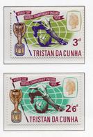 1966 - TRISTAN DA CUNHA - Mi.  Nr. 97/98 - NH - (UP131.1) - Tristan Da Cunha