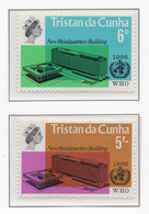 1966 - TRISTAN DA CUNHA - Mi.  Nr. 99/100 - NH - (UP131.1) - Tristan Da Cunha