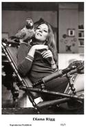 DIANA RIGG - Film Star Pin Up PHOTO POSTCARD - 55-7 Swiftsure Postcard - Artistas