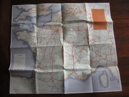 LES GRANDS ITINERAIRES FRANCE BELGIQUE SUISSE SELECTION DU READER S DIGEST 1970 - Europe