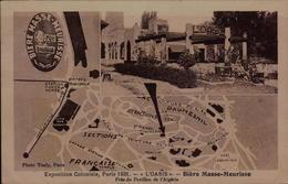 CP   PARIS  75 --- EXPOSITION COLONIALE 1931 - - Expositions