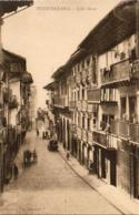 ESPAGNE  FUENTERRABIA  Calle Mayor  ..... - Guipúzcoa (San Sebastián)