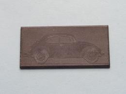 VW KEVER - VOLKSWAGEN ( Drukplaat / Cliché : Formaat 6 X 3 Cm. ) Herkomst > Géén I.D. ! - Automobili