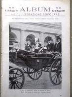 Album Illustrazione Popolare 4 Maggio 1911 Augusto Franzoj Fiesole Mostra A Roma - Libri, Riviste, Fumetti