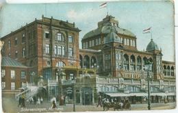 Scheveningen 1907; Kurhaus - Gelopen. (Trenkler Co. - Leipzig) - Scheveningen