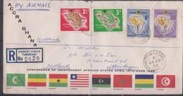 Lettre Ghana. - Ghana (1957-...)