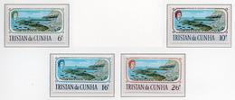 1967 - TRISTAN DA CUNHA - Mi.  Nr. 104/107 - NH - (UP131.1) - Tristan Da Cunha