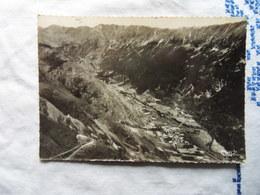 CP 10*15-COL DE PUYMORENS VUE AERIENNE 1958 - France