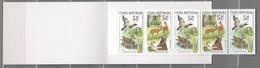 BIRDS Ducks Czech 2000 Booklet MNH (**) #B57 - Canards