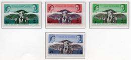 1967 - TRISTAN DA CUNHA - Mi.  Nr. 109/112 - NH - (UP131.1) - Tristan Da Cunha
