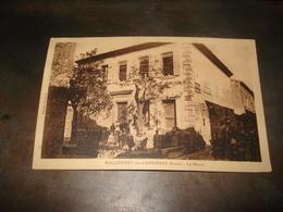 ROQUEFORT DES CORBIERES LA MAIRIE ANIMEE 1933 - Sonstige Gemeinden