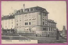 AK Fribourg Institut Ste Ursule, - FR Fribourg