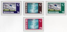1967 - TRISTAN DA CUNHA - Yv.  Nr. 120/123 - NH - (UP131.1) - Tristan Da Cunha