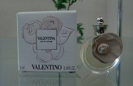 VALENTINA - EDP 4 ML De VALENTINO - Miniatures Modernes (à Partir De 1961)