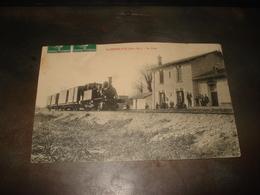 SAINT HIPPOLYTE LA GARE 1911 ANIMEE - Frankreich
