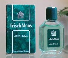 IRISH MOSS - AFTER SHAVE 5 ML De MULHENS - Miniatures Modernes (à Partir De 1961)