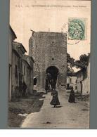 Cpa 33 Sauveterre De Guyenne Gironde Porte Saubotte Déstockage à Saisir - Autres Communes
