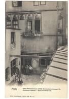 CPA Metz Ancienne Maison Rue Fournirue Nels - Metz