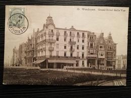 Wenduine, Wenduine, Grand Hotel Belle Vue, 1912 - Wenduine