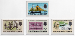 1970 - TRISTAN DA CUNHA - Yv.  Nr. 153/156 - NH - (UP131.2) - Tristan Da Cunha
