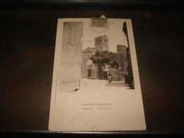 BAIXAS LE CLOCHER ANIMEE 1903 - Frankreich