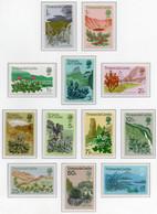 1972 - TRISTAN DA CUNHA - Yv.  Nr. 162/173 - NH - (UP131.2) - Tristan Da Cunha