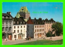QUÉBEC - AVENUE ST DENIS - CIRCULÉE EN 1989 - J C RICARD INC - - Québec - La Cité