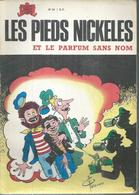 """LES PIEDS NICKELES N° 24 """" ET LE PARFUM SANS NOM """" - PELLOS - - Pieds Nickelés, Les"""