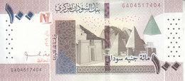 SUDAN 100 POUNDS 2019 P-NEW UNC */* - Sudan