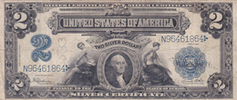 TWO   DOLLARS   1899 - Silver Certificates (1878-1923)