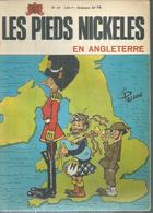 "LES PIEDS NICKELES N° 27 "" EN ANGLETERRE "" - PELLOS - - Pieds Nickelés, Les"