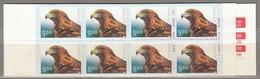 BIRDS NORWAY 2000 Eagle Booklet Mi 1346 YT 1299 MNH (**) #B65 - Aquile & Rapaci Diurni
