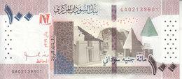 SUDAN 100 POUNDS 2019 P-NEW Au/UNC */* - Soudan