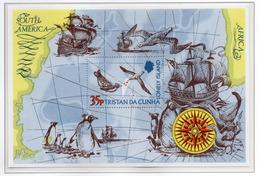 1974 - TRISTAN DA CUNHA - Yv.  Nr. BF 2 - NH - (UP131.3) - Tristan Da Cunha